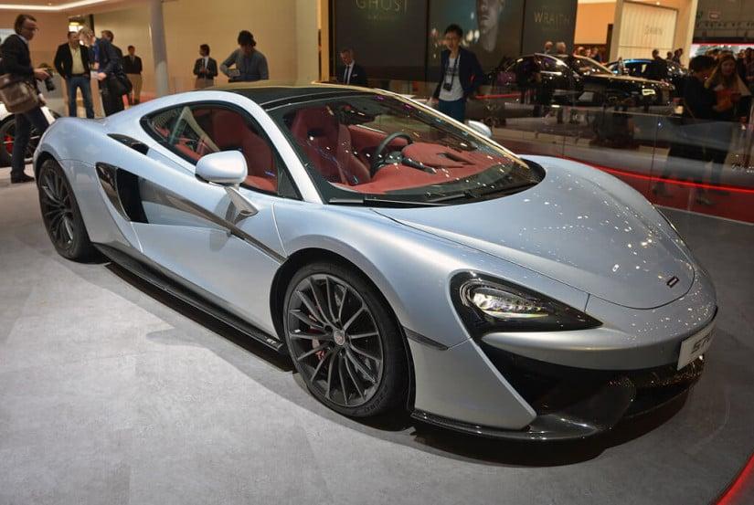 2017 McLaren 570GT Geneva