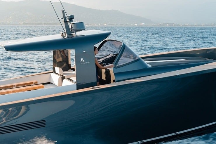 Alen Yacht 55 11