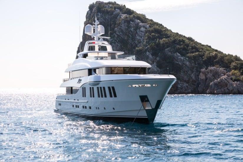 Beautiful Superyacht Rüya