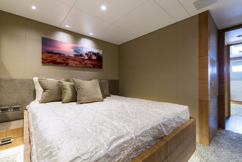 Cabin, Ruya Luxury yacht by Alia Yachts