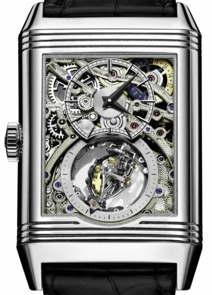 Case, Jaeger LeCoultre Reverso Watch