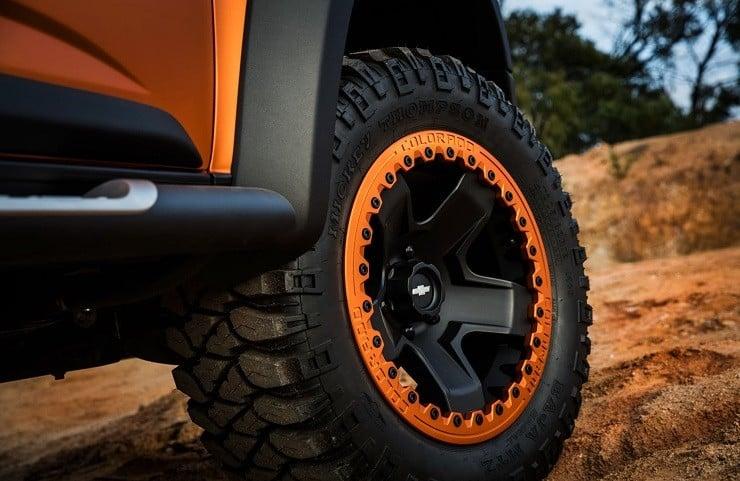 Chevy Colorado Xtreme Concept 1