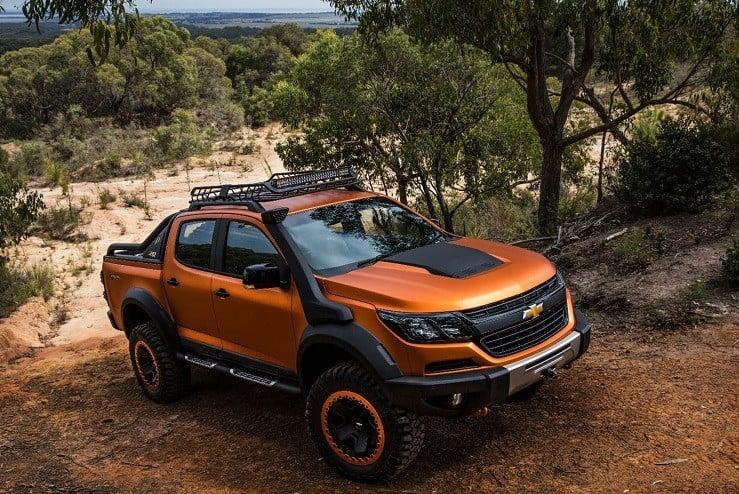 Chevy Colorado Xtreme Concept 10