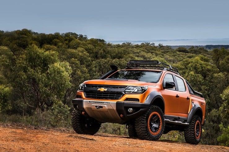 Chevy Colorado Xtreme Concept 11