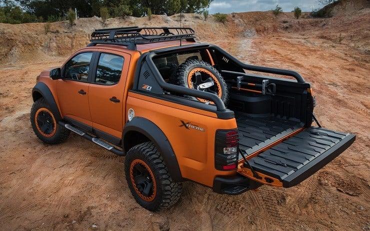 Chevy Colorado Xtreme Concept 3