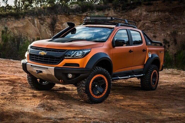 Chevy Colorado Xtreme Concept 4