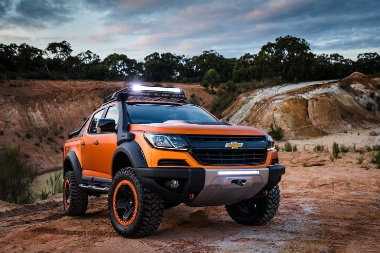 Chevy Colorado Xtreme Concept 5