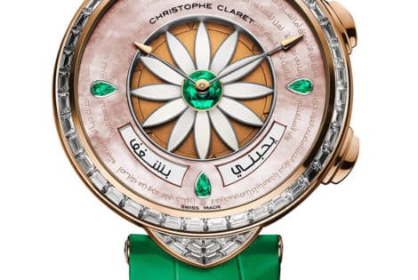 Christophe Claret Layla Watch for Ladies