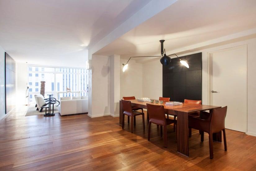 Dining Room, $10 Million New York Apartment