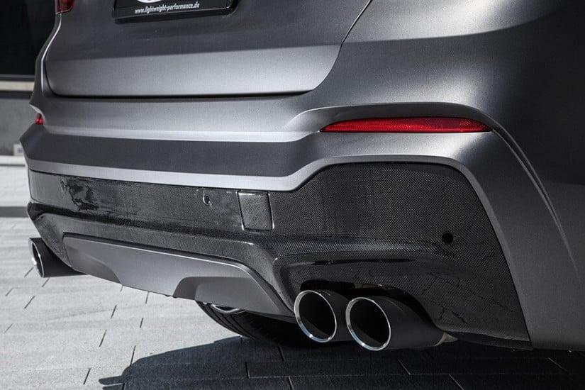 Exhaust Pipe, Lightweight Performance BMW X4