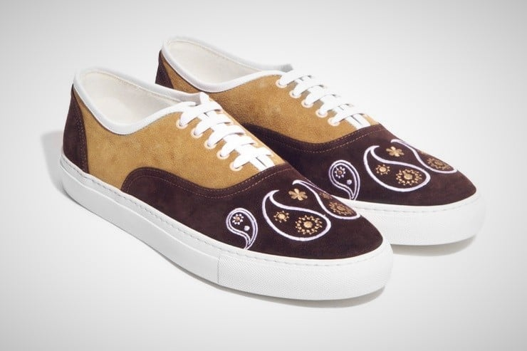 Greats x Orley Kent Sneakers 5