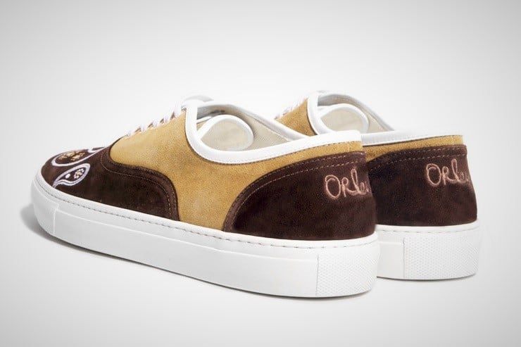 Greats x Orley Kent Sneakers 6