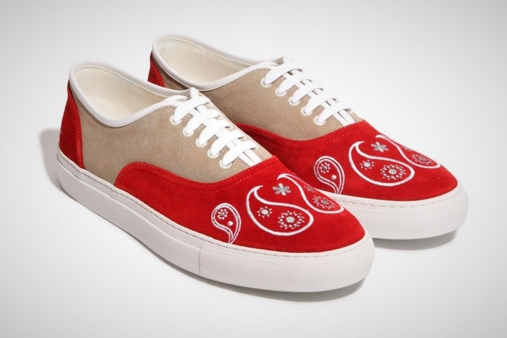 Greats x Orley Kent Sneakers 8