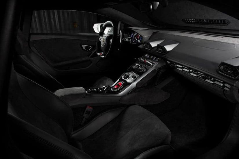 Interior Novitec Torado Lamborghini Huracan
