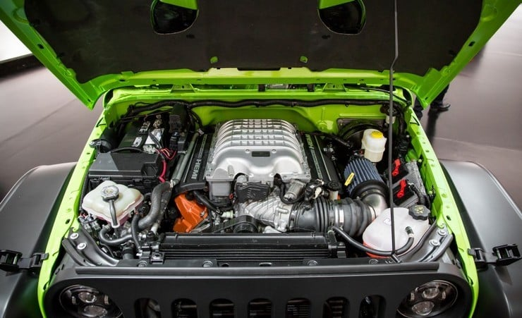 Jeep Wrangler Trailcat Concept 12