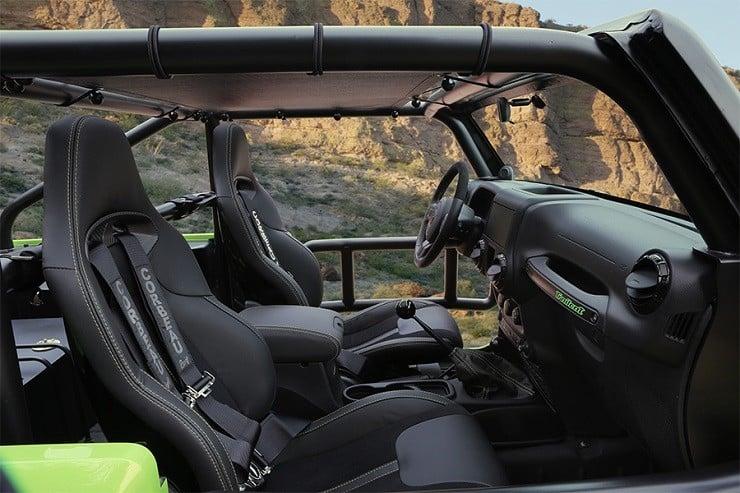 Jeep Wrangler Trailcat Concept 13