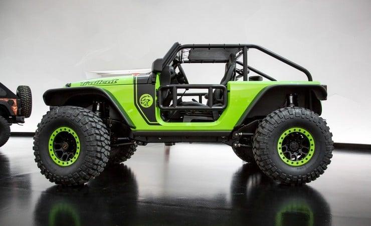 Jeep Wrangler Trailcat Concept 4
