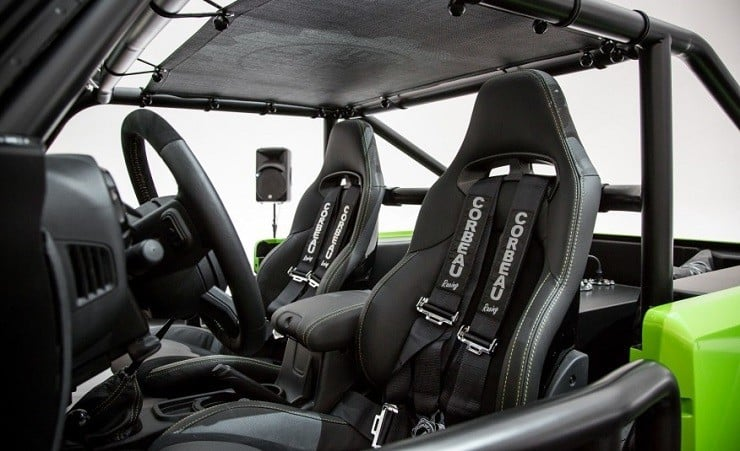 Jeep Wrangler Trailcat Concept 8