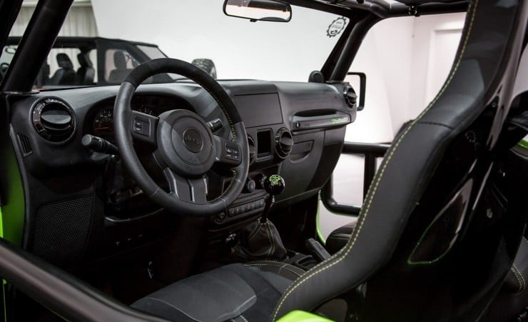 Jeep Wrangler Trailcat Concept 9