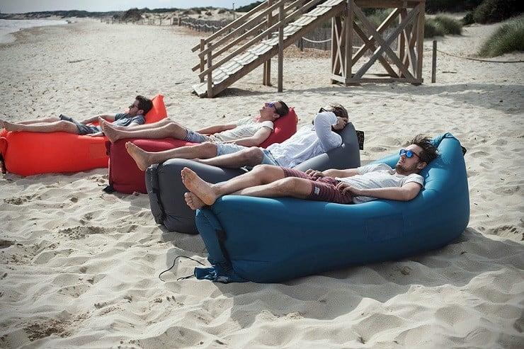 KAISR Original Inflatable Lounge 1