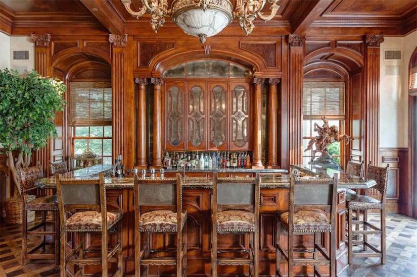 Kitchen, Dallas While House