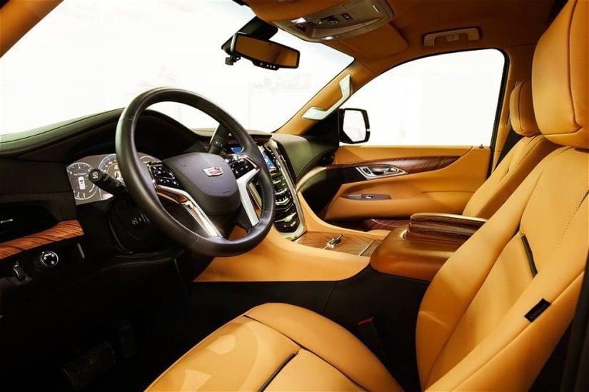 Lexani Motorcars Cadillac Escalade Viceroy Edition