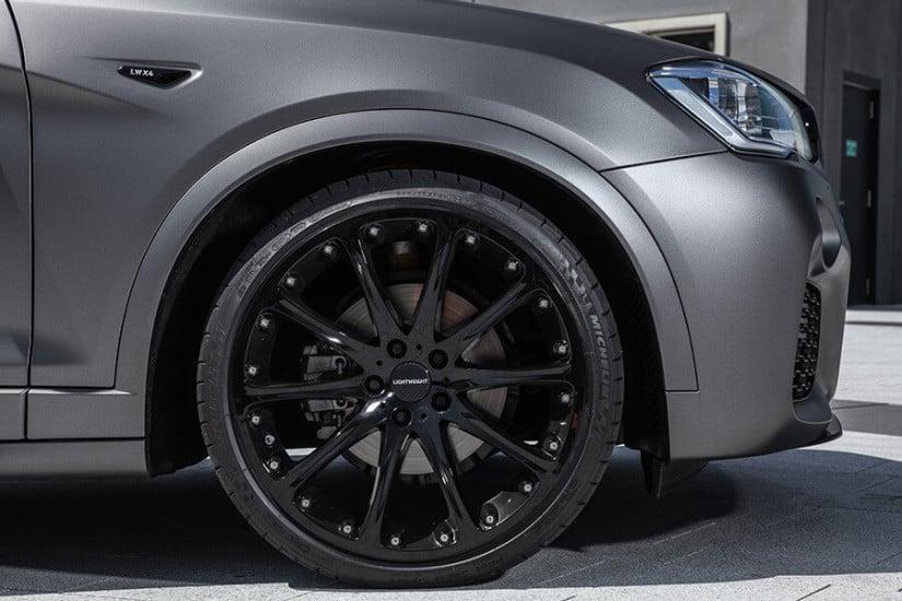 Lightweight Performance BMW X4, Rim