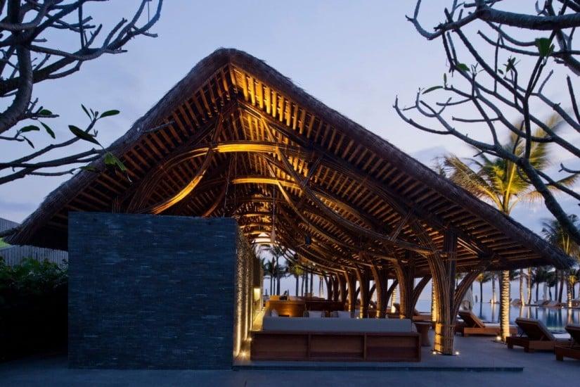 Lounge Area, Naman Retreat Resort