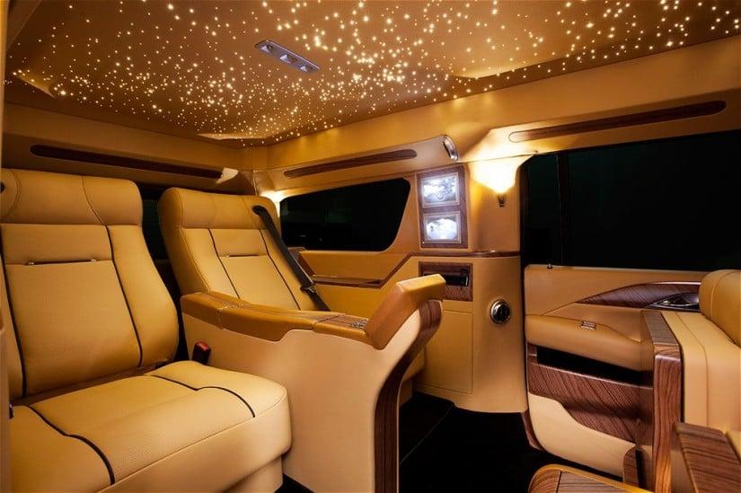 Luxury Cadillac Escalade Viceroy Edition
