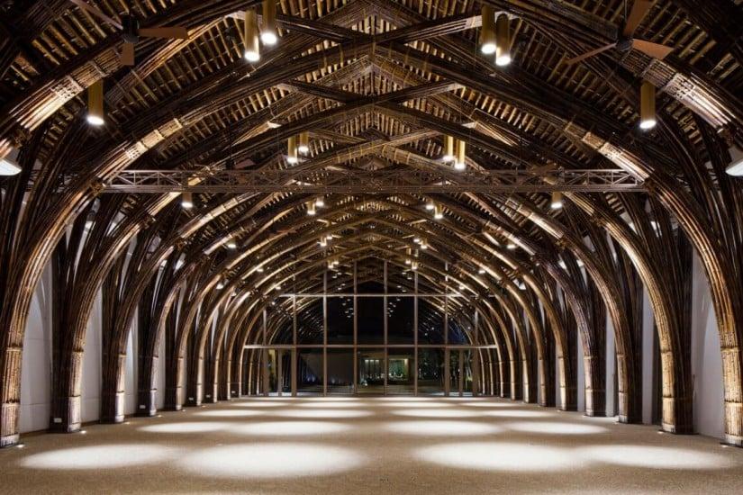 Luxury Naman Retreat Resort, Bamboo Structures