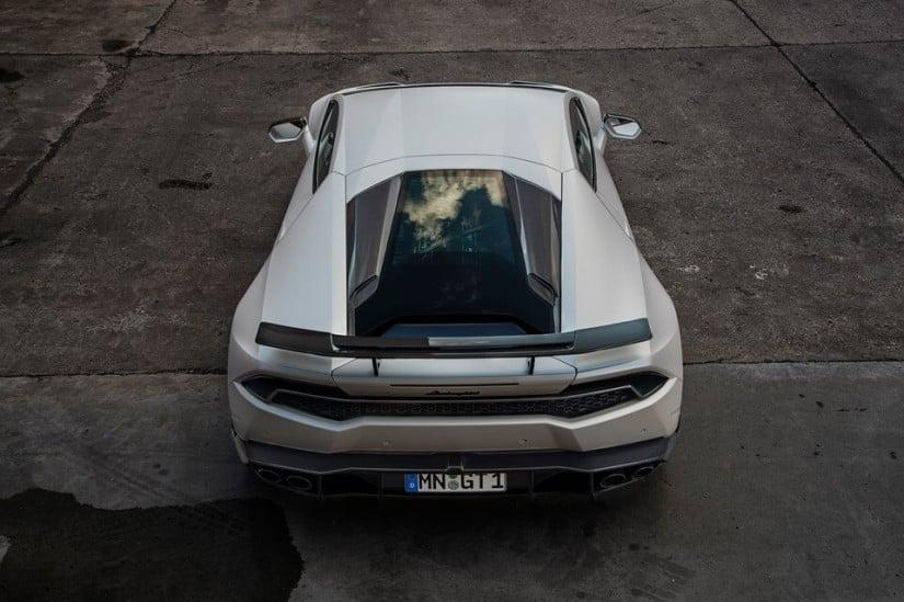 Luxury Novitec Torado Lamborghini Huracan