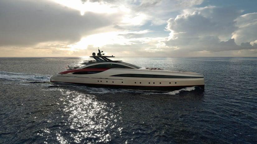 M60 SeaFalcon Luxury Yacht
