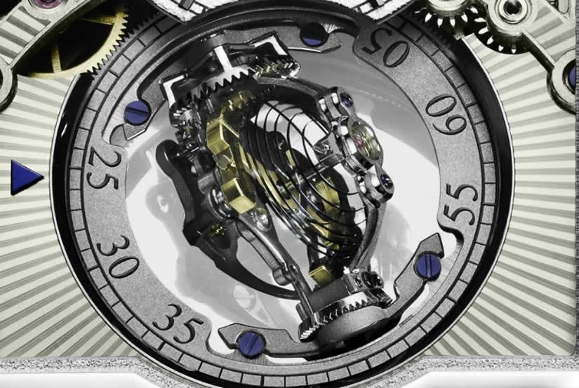 Mechanism, Reverso Tribute Gyrotourbillon