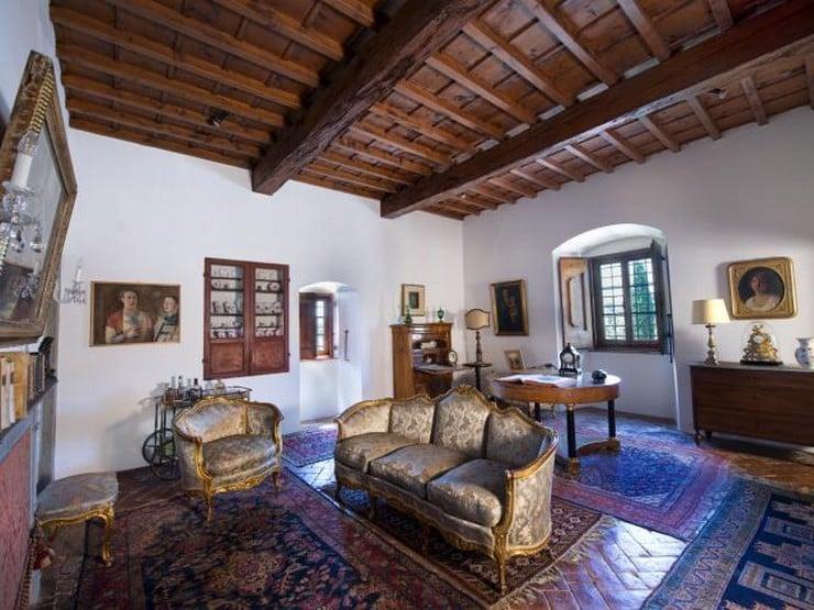 Michelangelo's Villa in Tuscany 16