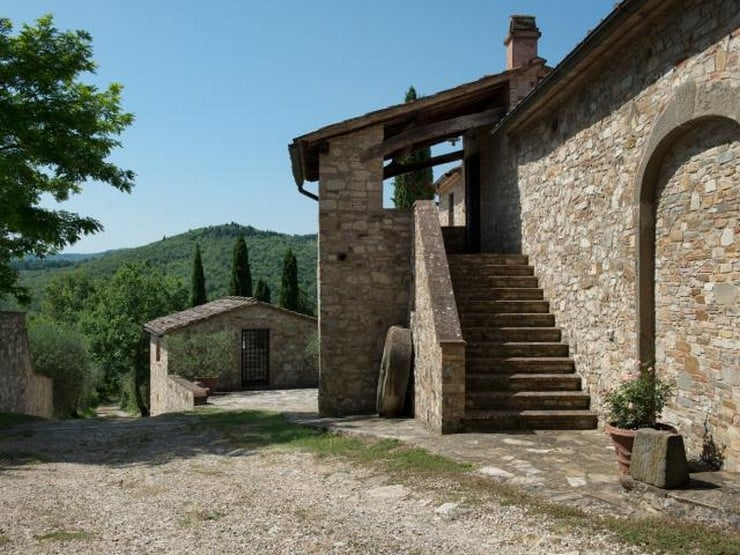 Michelangelo's Villa in Tuscany 3