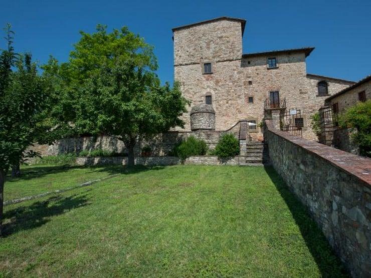 Michelangelo's Villa in Tuscany 4