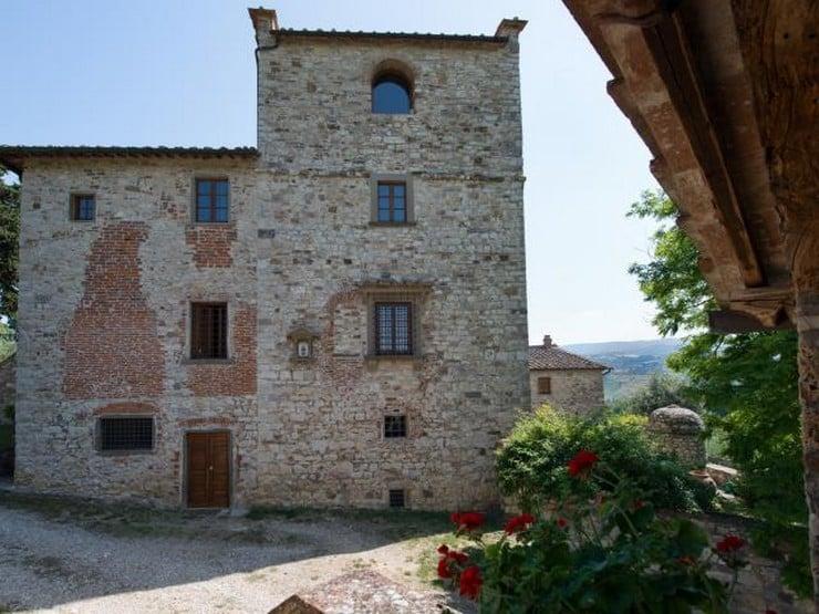 Michelangelo's Villa in Tuscany 6