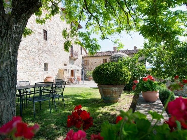 Michelangelo's Villa in Tuscany 7