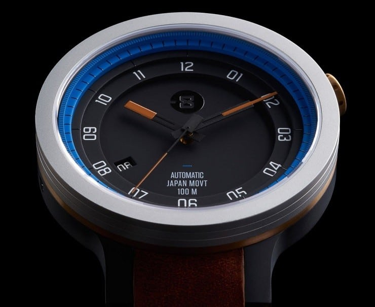 Minus-8 Layer Leather Watch 4