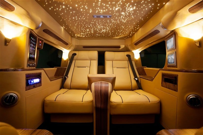 Most Luxurious Executive Vehicles in the World