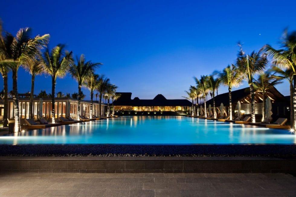 Naman Retreat Resort, Swimming Pool