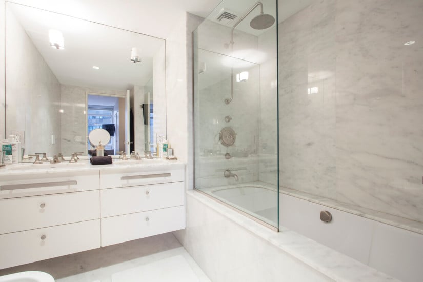 New York Apartment, Trump Tower, Bathroom
