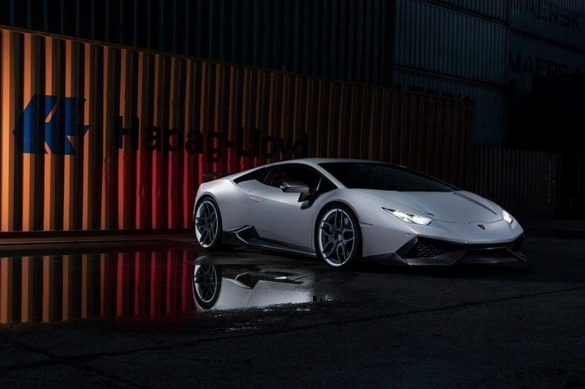 Novitec Torado Lamborghini Huracan Carbon Fiber