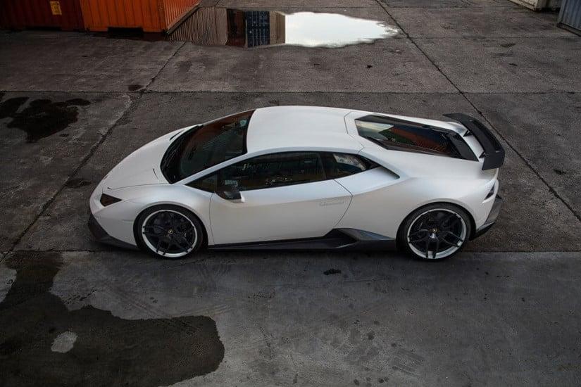 Novitec Torado Lamborghini Huracan Side View