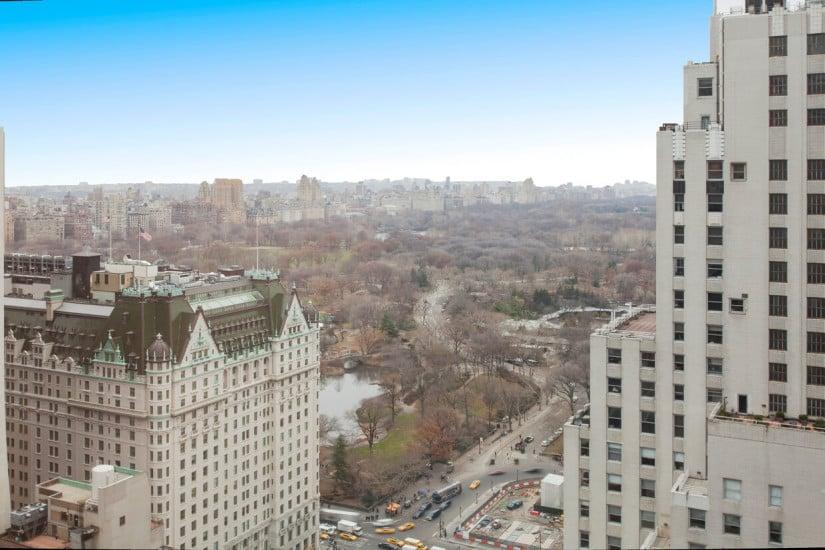 Panorama $10 Million New York Apartment