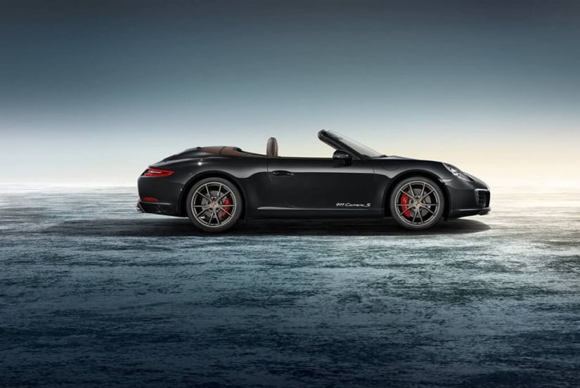 Porsche Exclussive 911 Carrera 4 Cabriolet