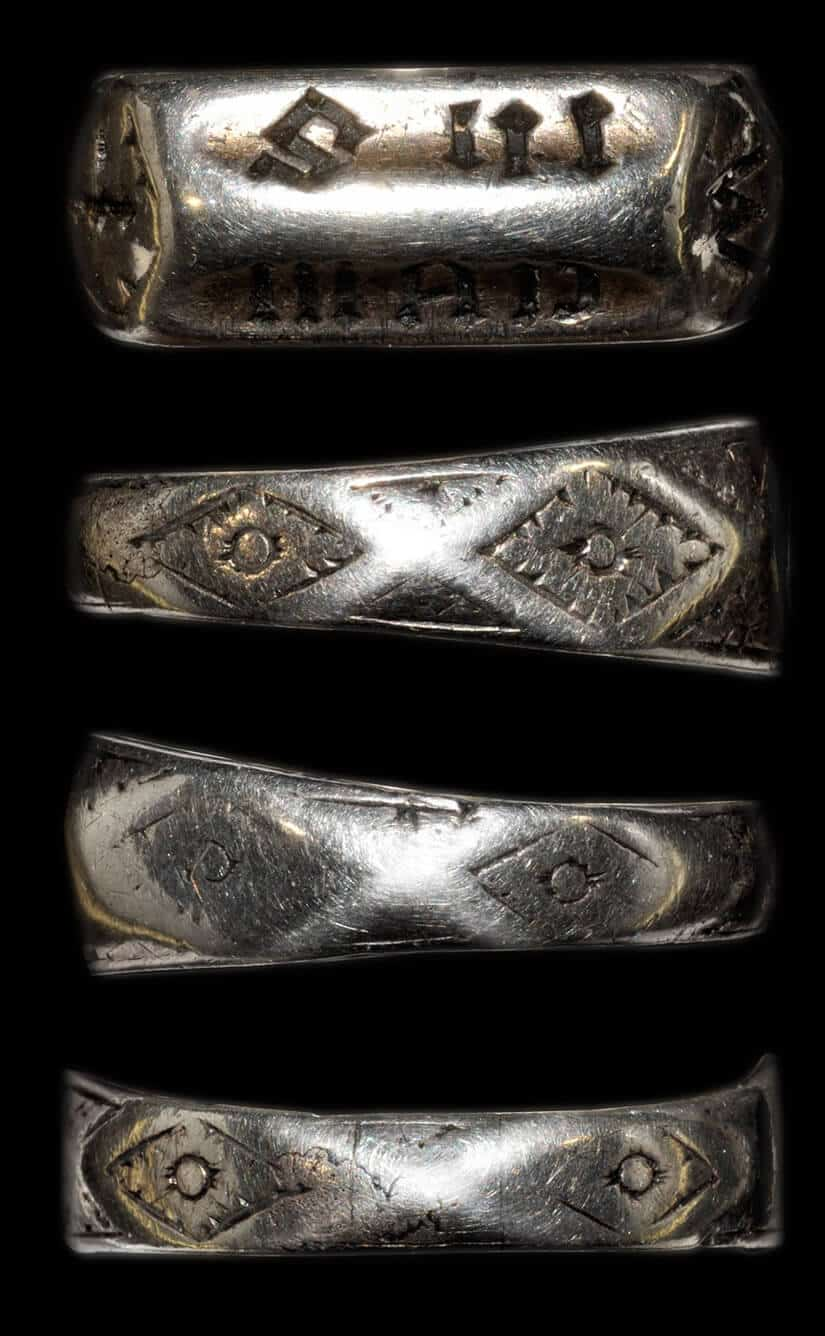 Ring Owned by Joan of Arc Sold