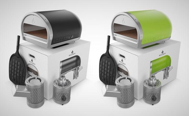 Roccbox Oven 4