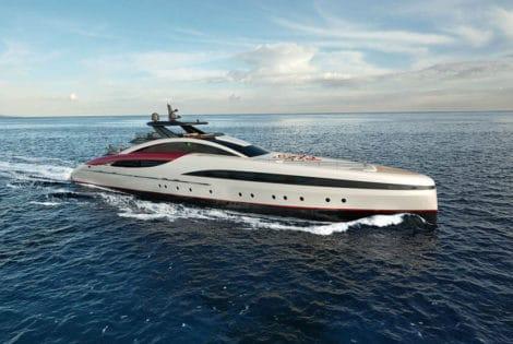 SeaFalcon Sport Yacht by Mondomarine x Luiz de Bast