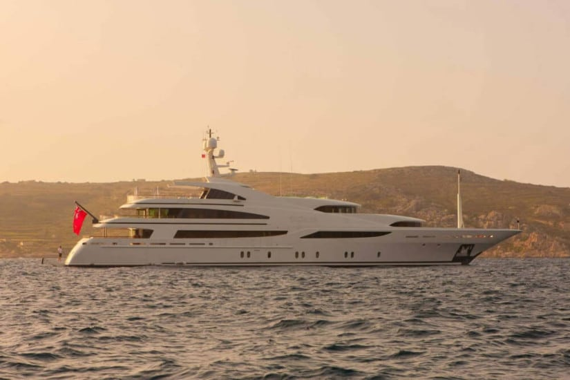 St. David Superyacht